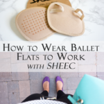 Practical: How to Wear Ballet Flats to Work