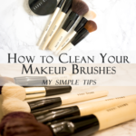 Beauty: How to Clean Your Makeup Brushes