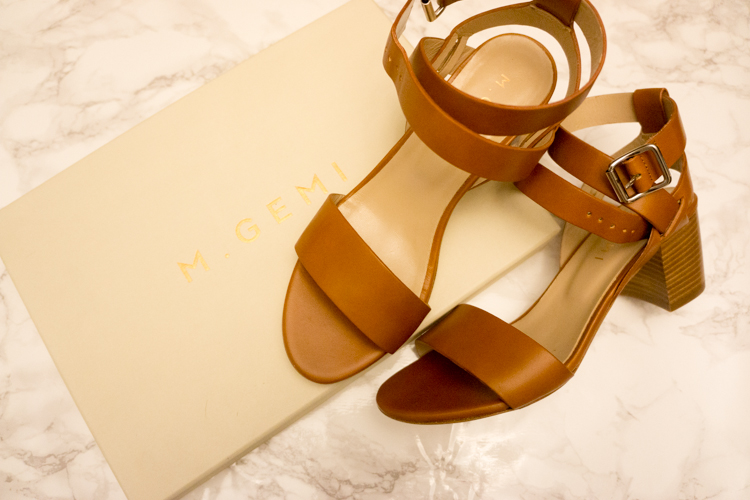 af57f0a585e The BEST block heel sandals - M. Gemi Attorno Sandal Review. Heard of this