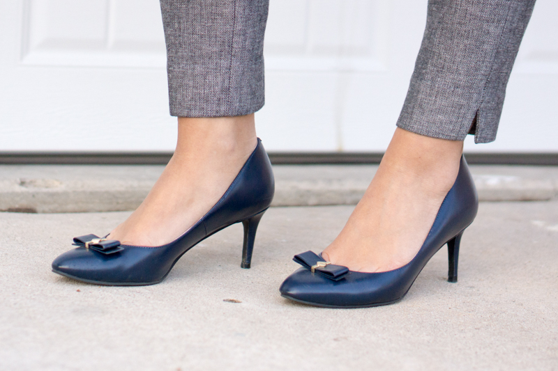 Practical: How to Wear Heels to Work without Pain