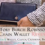 Tory Burch Robinson Chain Wallet Review: 4 items in 1!