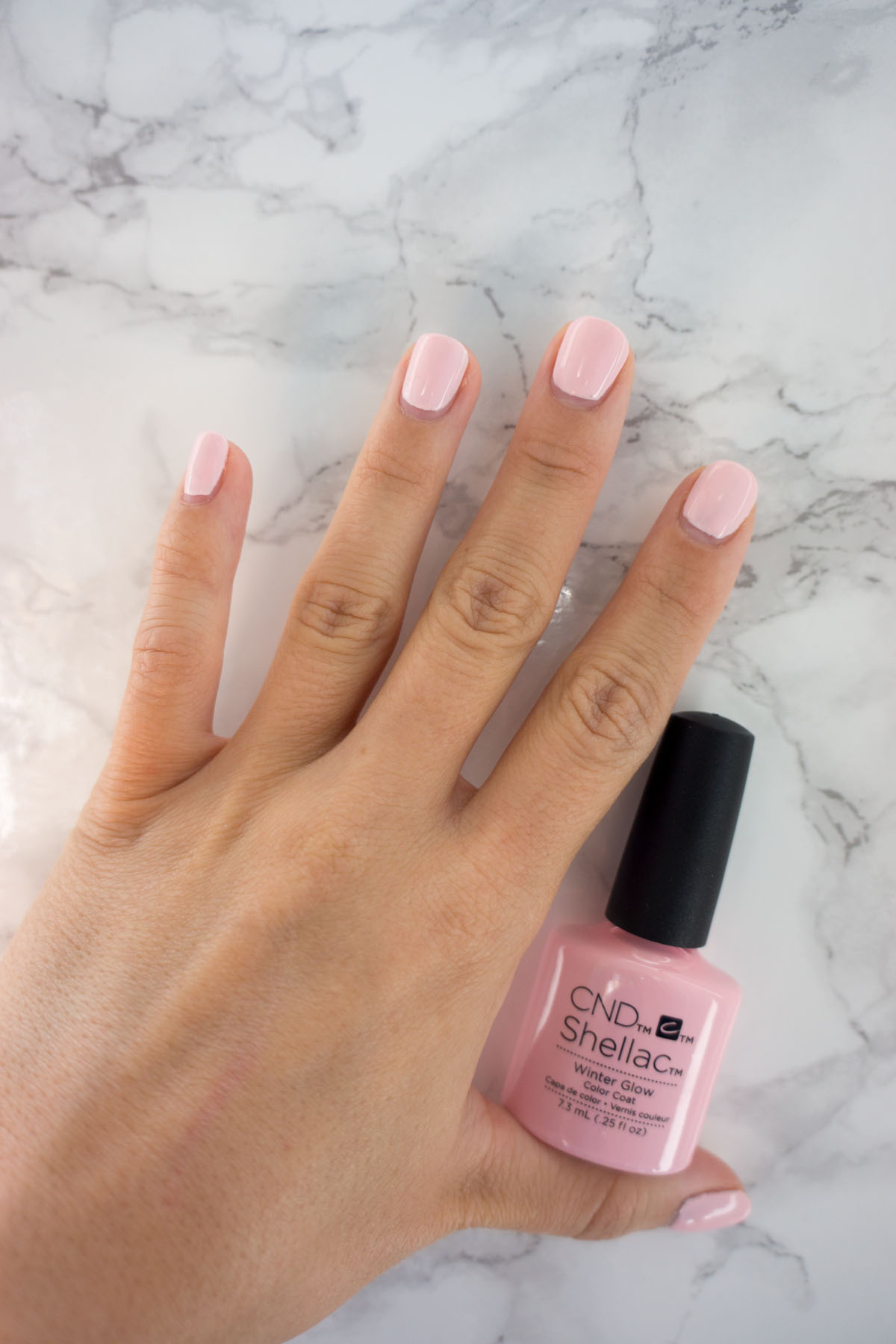 Ultimate Step-by-Step Guide To Home Manicures With CND