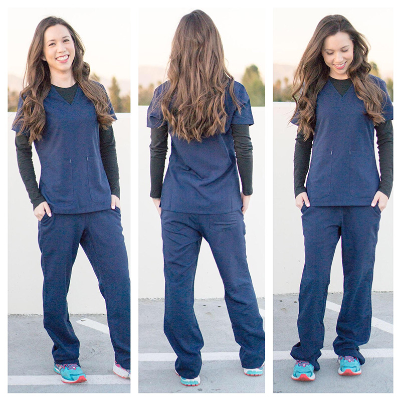 What Shoes Do Nurses Wear With Scrubs