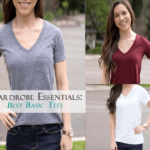 Wardrobe Essentials: Best Basic Tees