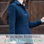 Wardrobe Essentials: J. Crew Lady Day Coat Review