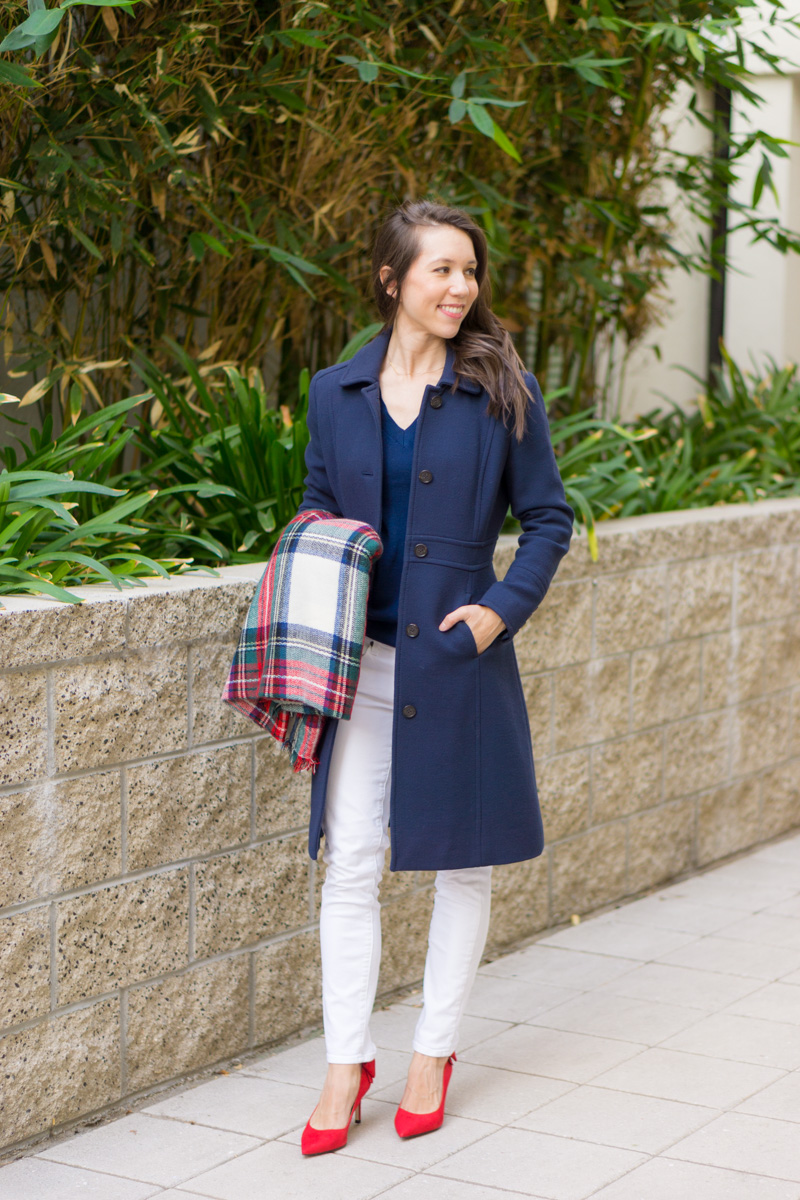 Wardrobe Essentials J Crew Lady Day Coat Review Petite 0