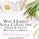Celebrating 1-Year with Style Collective