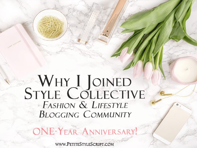 Why I Joined Style Collective: Fashion Lifestyle Blogging Community | Honest Review | Support | Network | Resources | Female entrepreneurs