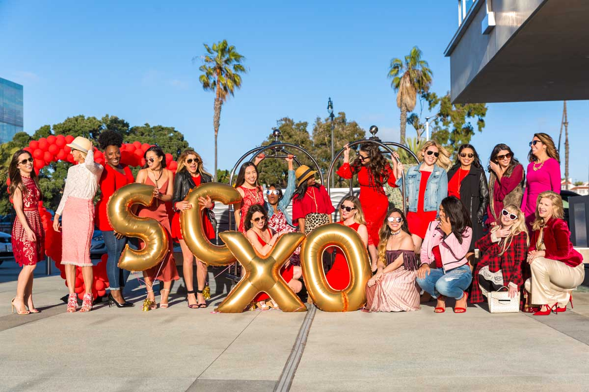 Shade Hotel Redondo Beach Review | The Style Collective | Valentine's Day Event Balloon Celebrations | Dermalogica | 'Lette Macarons CORE