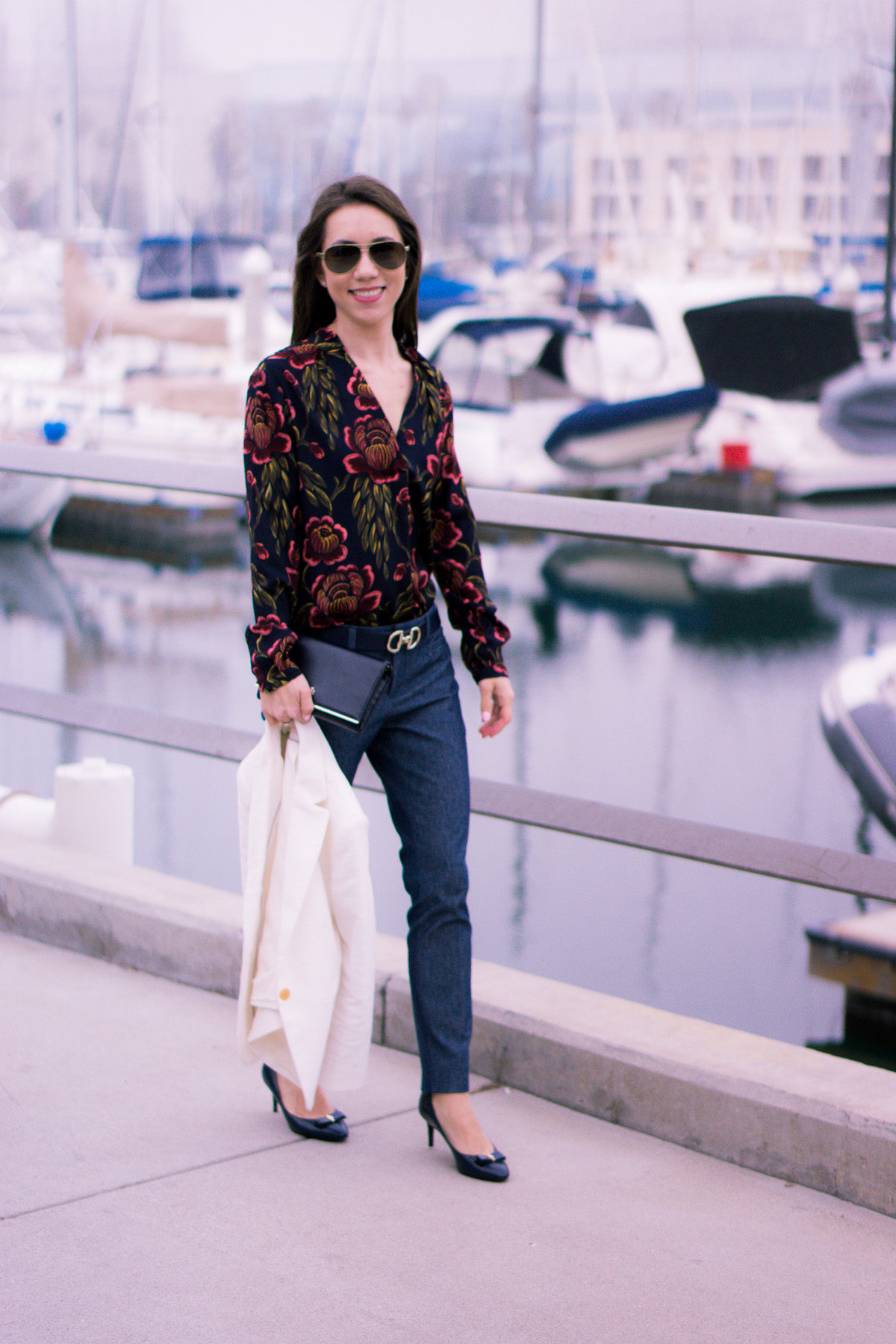 d84e62ed8ae 3 Ways to Wear Spring Florals  Corporate