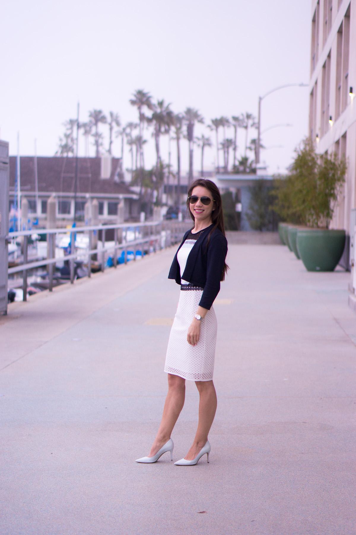42319e0adfb Perfect Petite Work Dress - Petite Style Script