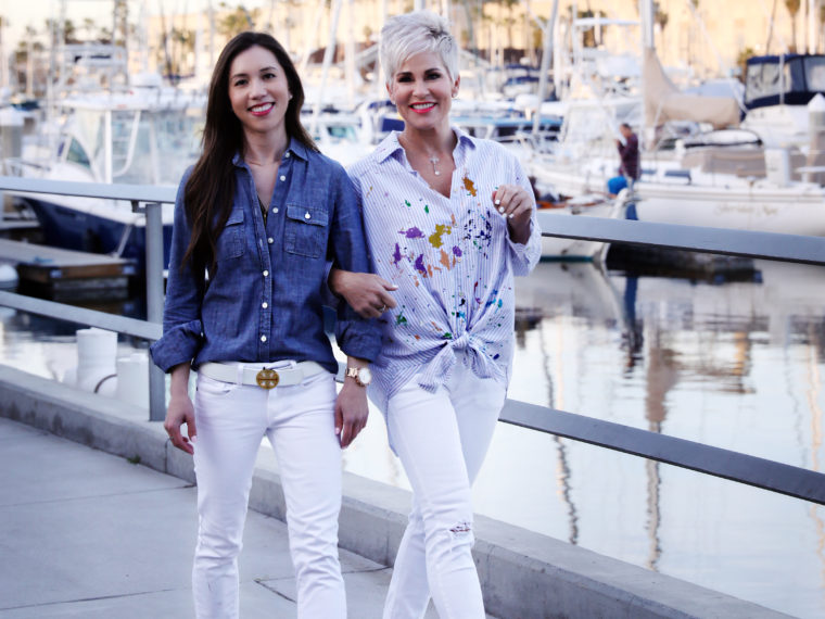 Meet Shauna from Chic Over 50 and part of The Fierce 50 Movement & Campaign! Bridge the Gap and break down age perceptions with Millennials & over 50 bloggers!