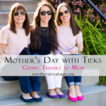 Giving Thanks to Mom: Mother's Day with Tieks