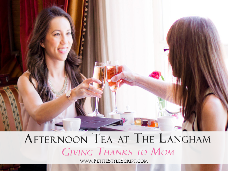 Best Afternoon Tea in Los Angeles | Mother's Day Gift Ideas | The Langham Huntington Hotel Pasadena CA | Panoramic views Horseshoe Garden | San Marino | Luxury 5 Star Hotels | Hermes belt | Tory Burch chain wallet | Kate Spade Mint green handbag