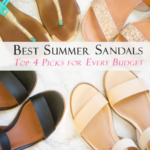 Best Summer Sandals for any Budget
