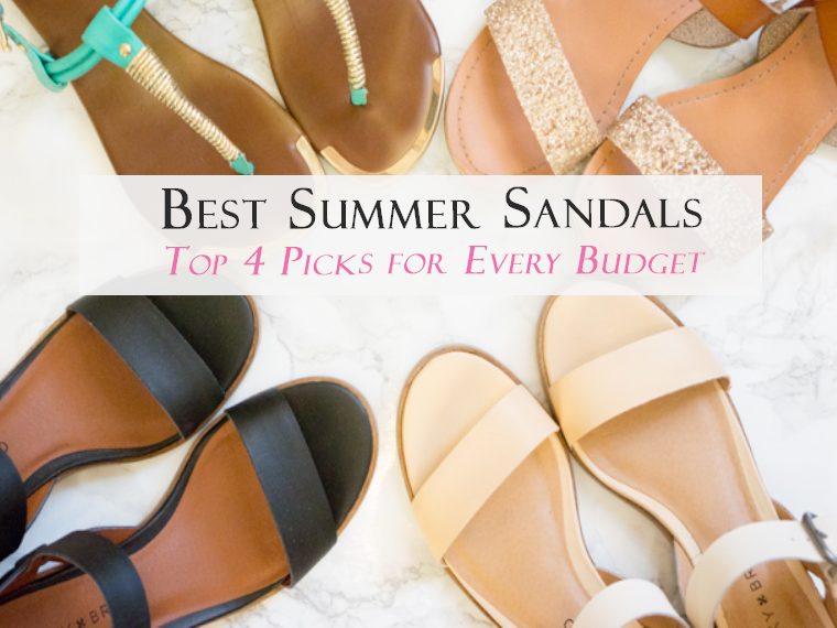 M. Gemi Attorno Sandals | Ann Taylor Gigi Block Heel Sandal | Lucky Brand Toni Sandal | Target Lakitia Mossimo Sandals | Best summer sandals | Any price range | Petite fashion style | Size 5.5