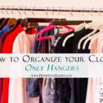 How to Organize your Closet | Best Hangers & Accessories