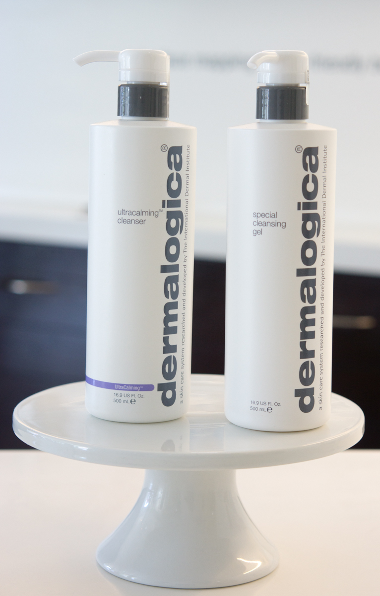 Dermalogia ultracalming cleanser review | Dermalogica special clearing gel review | Best skincare products for rosascea for dry skin for acne | skin health | clear skin | face wash