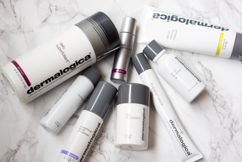 Dermalogica Skin Health Series Cleansers Petite Style
