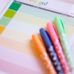 How To Stay Organized While Traveling | Erin Condren Hardbound Planner
