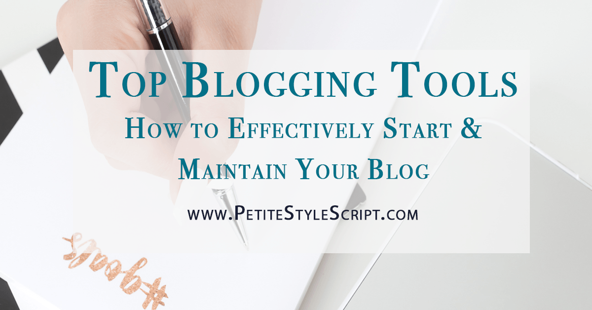 Best Blogging Tools: How to Effectively Start & Maintain your Blog | ConvertKit | BlueHost | Pinterest | Tailwind App | Bluchic | Haute Chocolate Stock Photos Planoly Top tools for Hosting, Domain, Website Theme, Plugins, SEO, Photography, Social Media, Softwar