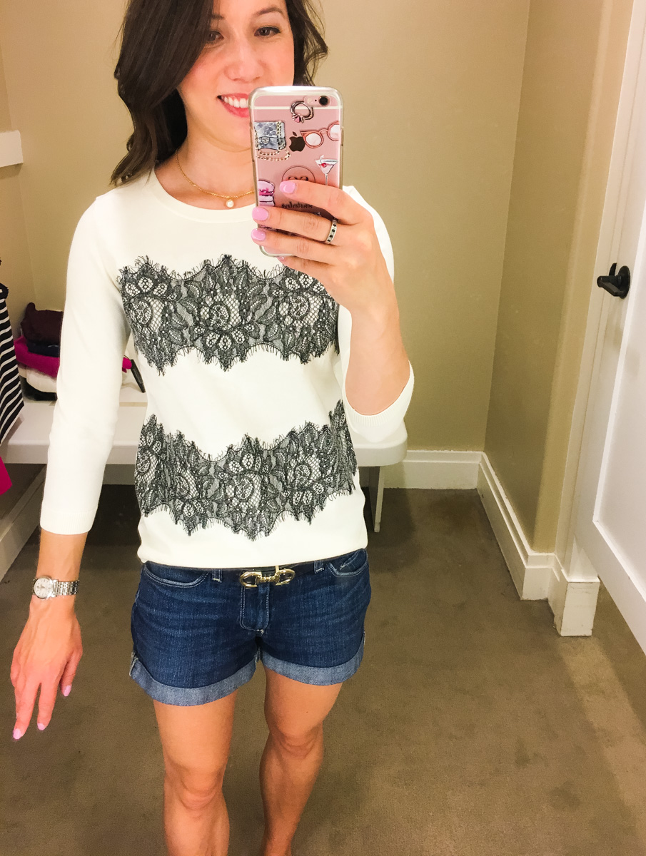Talbots fall collection review, talbots petite fit, talbots reversible horsebit belt, talbots sweater, talbots parisan style, petite fashion and style blog, #modernclassicstyle