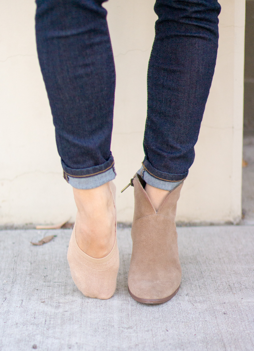 Best Socks For Ankle Booties Ballet Flats And Boots