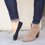 Best Socks for Ankle Booties, Ballet Flats and Boots | Sheec Socks Review