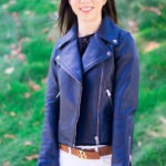 J. Crew Leather Jacket Fit