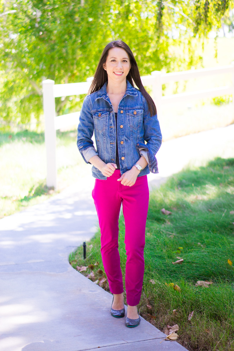 49d8f09384e How to Transition Summer Pants to Fall - Petite Style Script