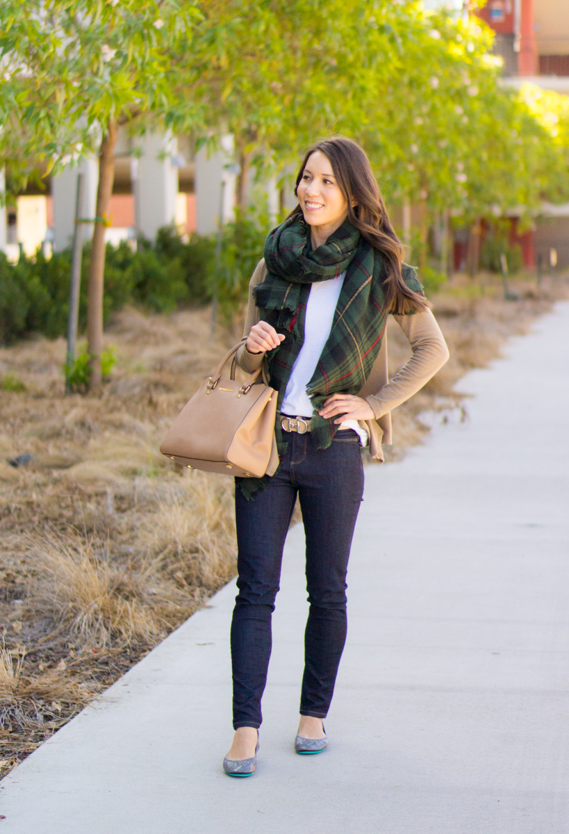 Outfit Inspiration: 5 Easy Fall Outfit Ideas - Petite ...