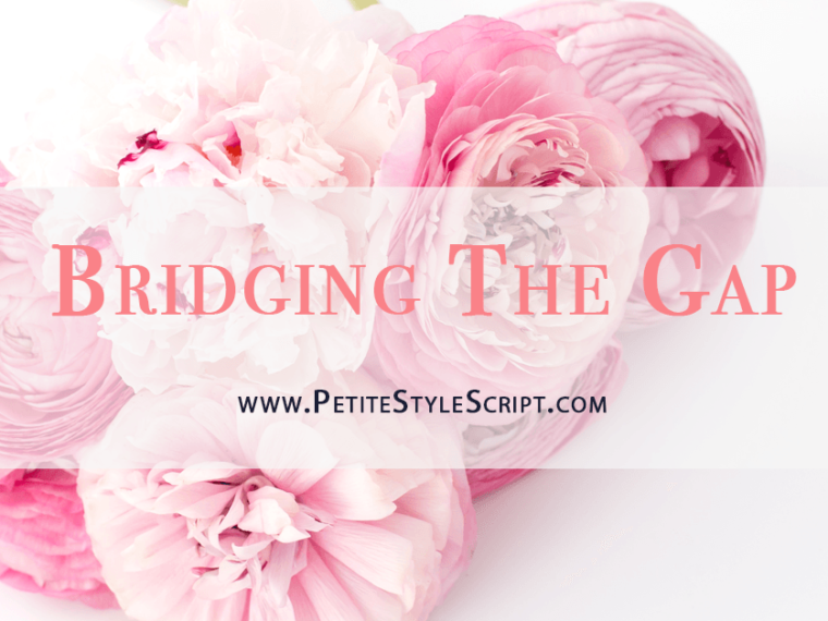 Bridging The Gap Campaign Launch | October 17, 2017 | NetworkBe | Cheryl Hunter | Petite Style Script Millennial Blogger | Best Petite Bloggers | Petite Fashion & Style Blogs | Reciprocal Mentorship | Catherine Grace O | Forever Fierce Midlife Revolution