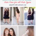 How I Keep my Hair Healthy, Shiny & Beautiful + Products for all Hair Types (with my mom!)