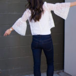 Having Fun in Daisylace | J. Crew Outfit Inspiration