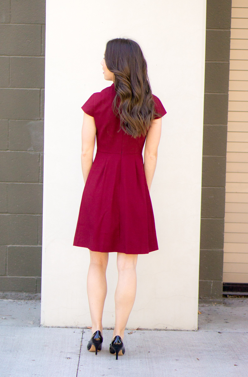3d1686d86f7 How to Style a Bow Dress