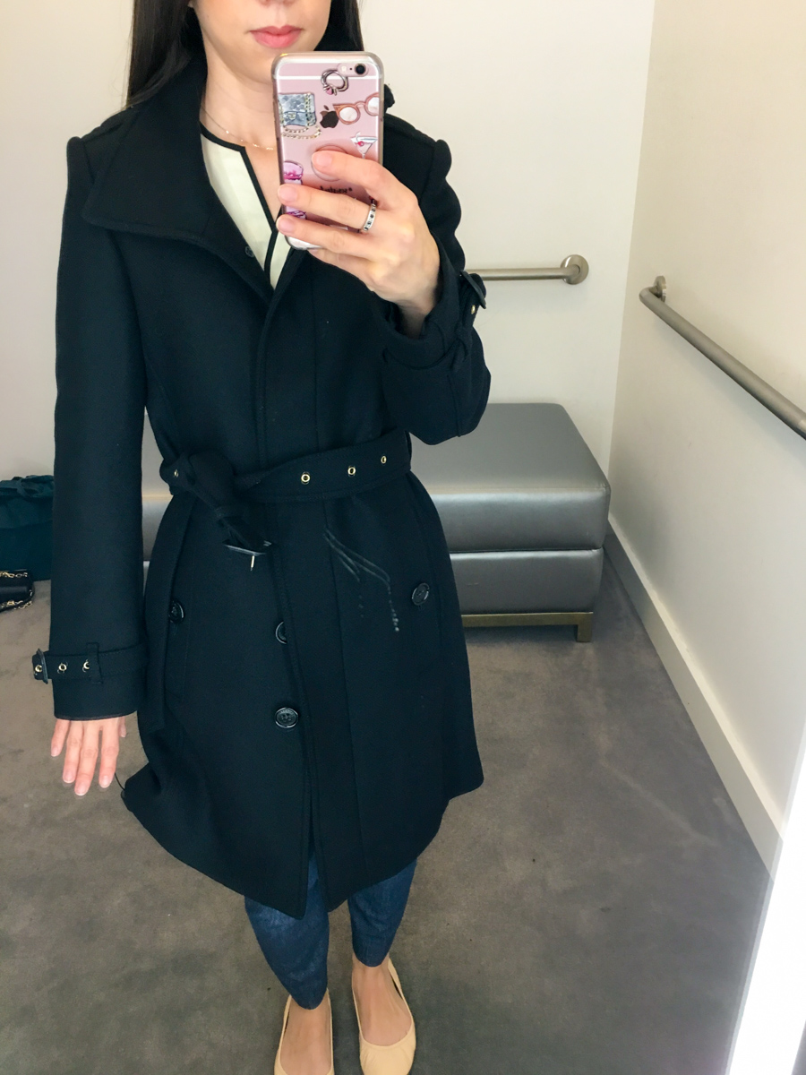 burberry trench coat black friday