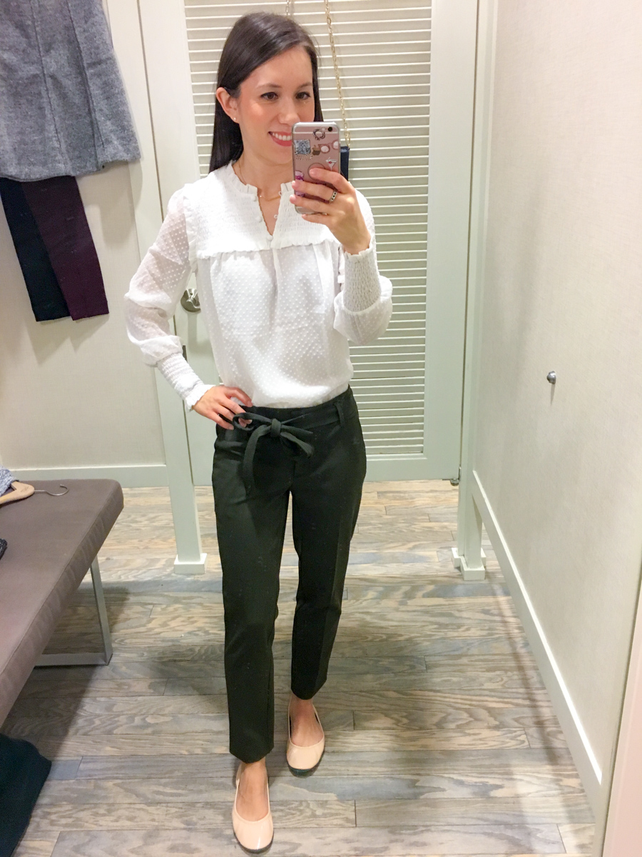 Fit Reviews Loft Amp Ann Taylor New Arrivals Petite Style
