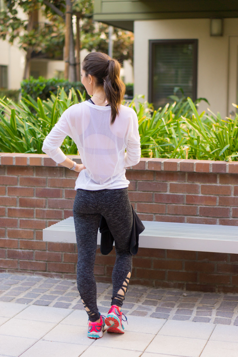 Ellie Activewear Review | Best fitness and activewear monthly subscription boxes | Petite-friendly fitness apparel | loungewear | athleisure outfits | Petite fashion style blog | Orange Theory Fitness | Bar Method