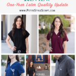 New Fall Colors: FIGS Scrubs Review + Update on Quality One Year Later