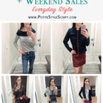 Instagram Outfits #3 + LOFT Fit Reviews + Weekend Sales