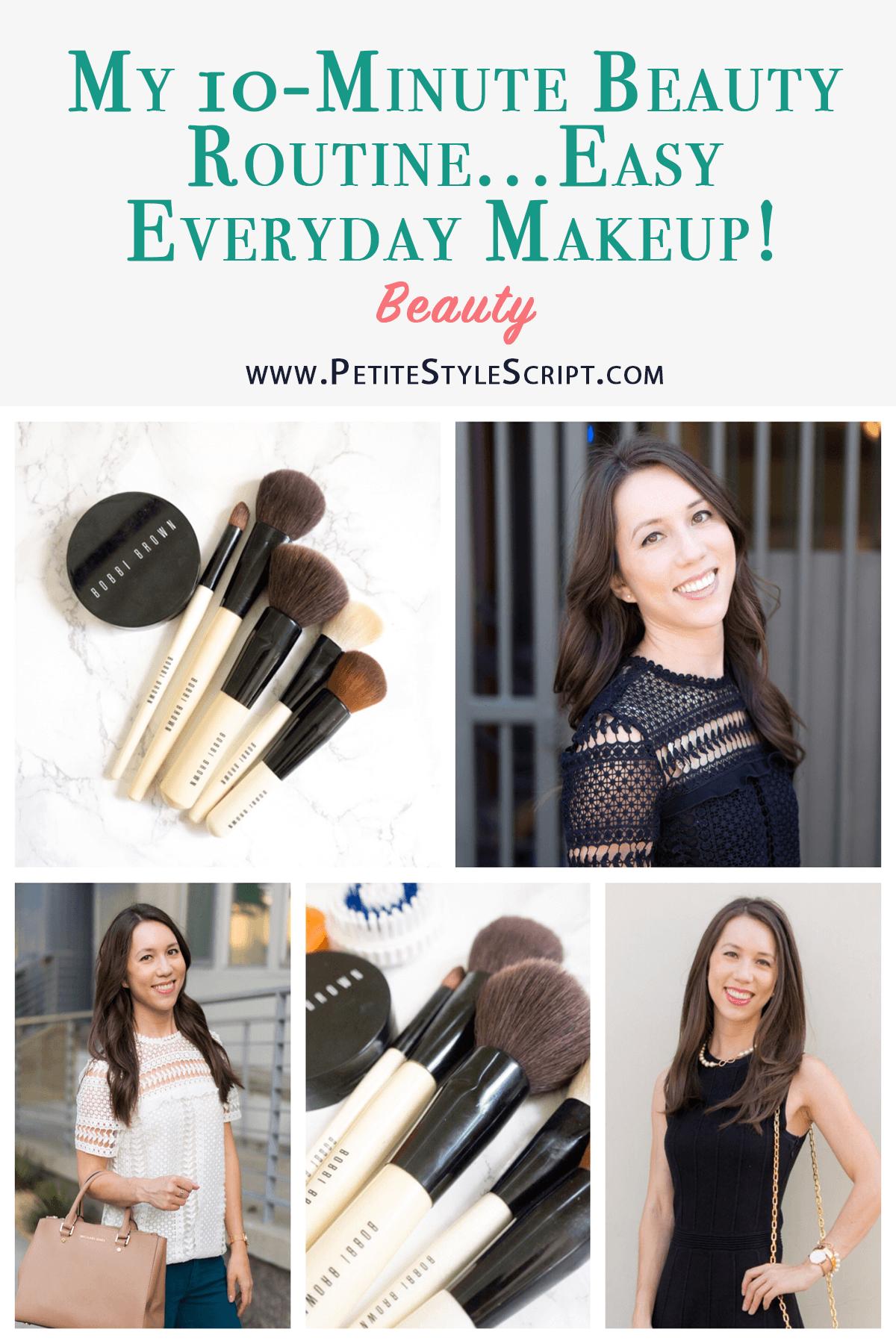 My 10-Minute Beauty Routine + Sephora Beauty Insider Sale