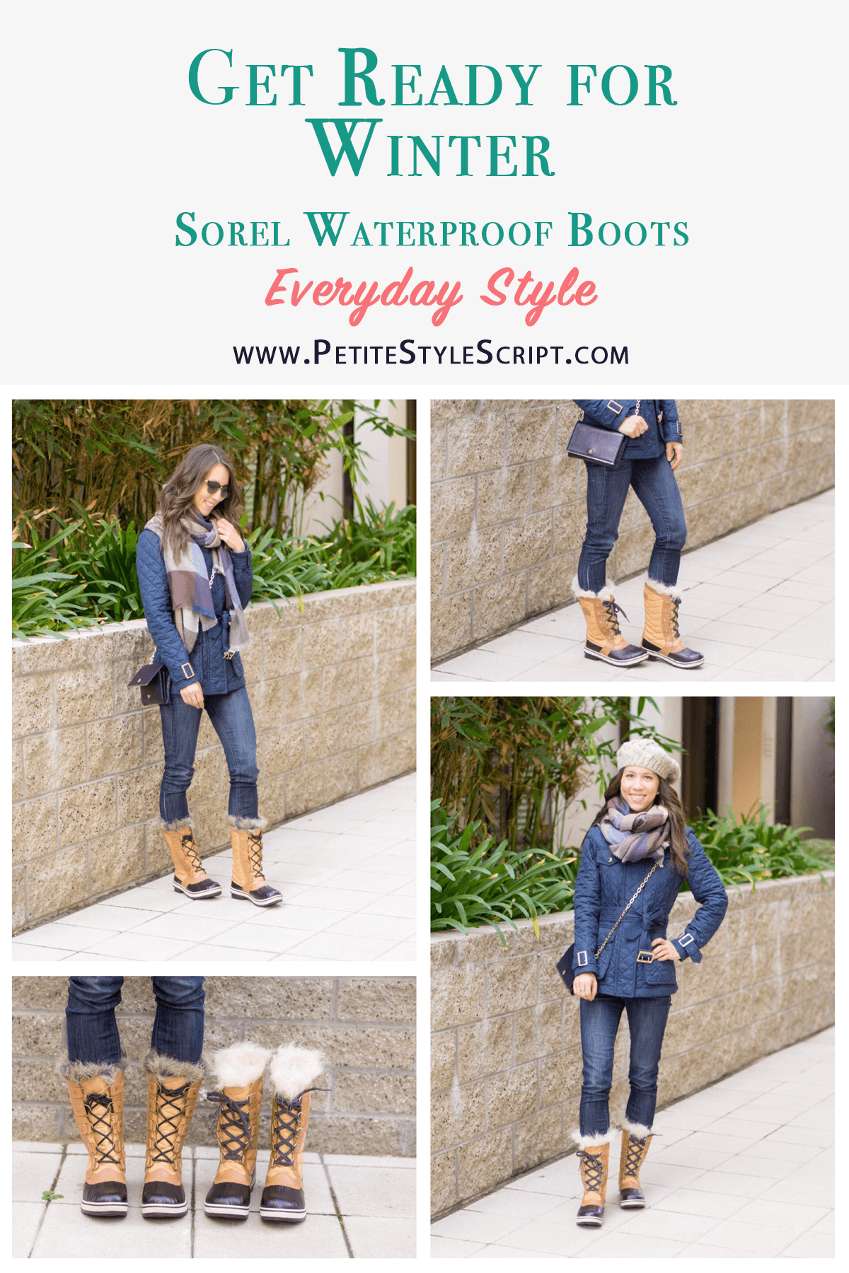 Burberry Home Decor Get Ready For Winter Sorel Waterproof Boots Review