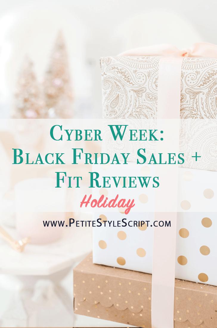 Cyber Week Black Friday Sales Bloomingdale 39 S Fit Reviews Petite Style Script