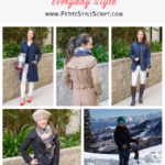 5 Winter Coats // Winter Wardrobe Essentials