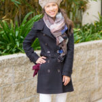 How to Style Winter Scarves + 9 Affordable Scarf Options