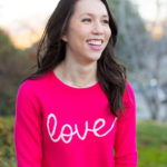 Valentine's Day Outfit Three Ways + 9 Pink, Red, Coral Pieces for Every Budget