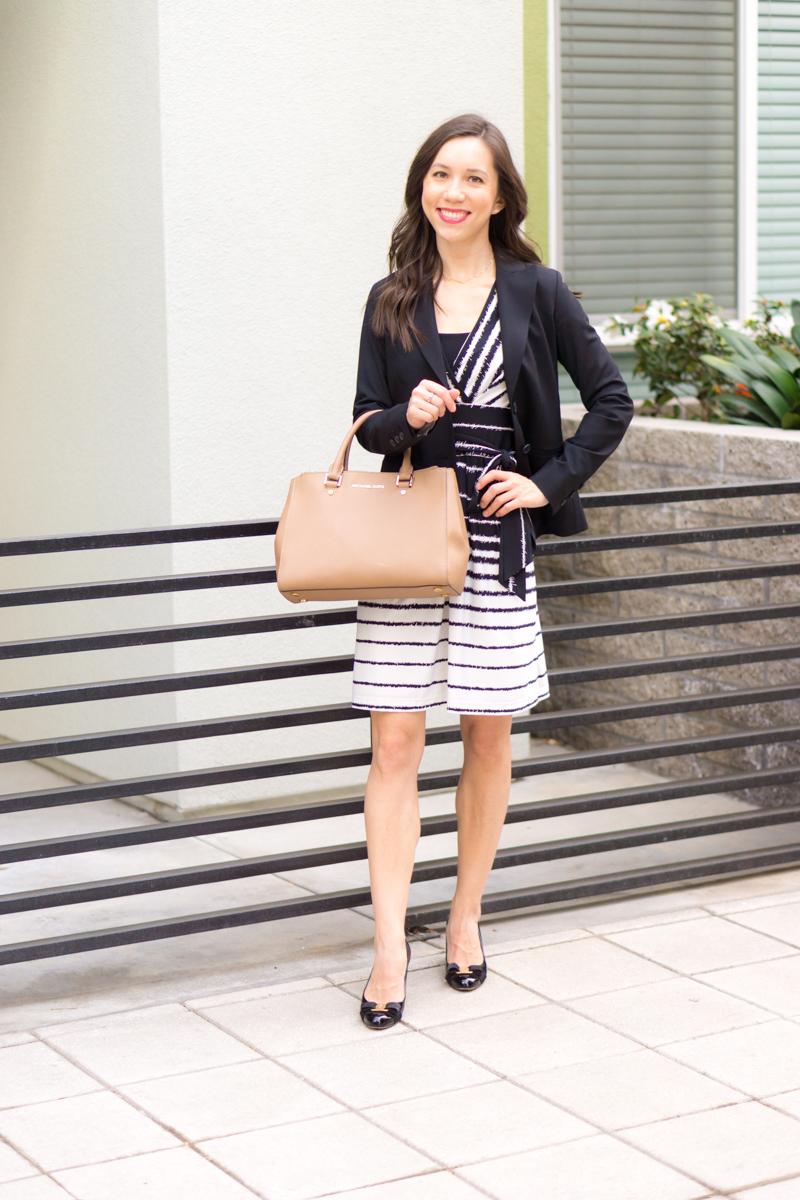 Fashion Blog Black Essential Heels