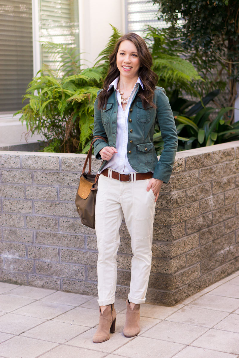 How To Style A Modern Utility Jacket 3 Ways Work