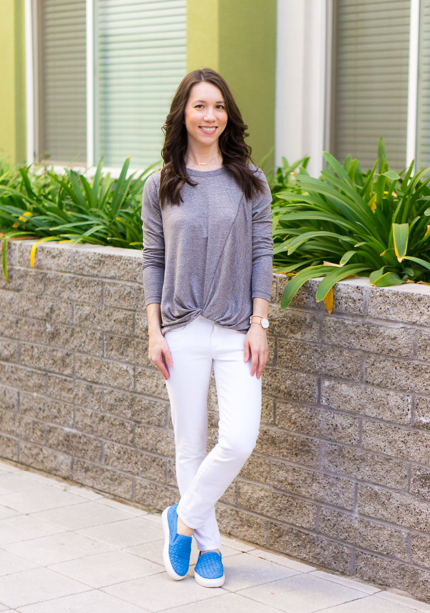5 Go To Tops To Instantly Look Put Together Petite Style