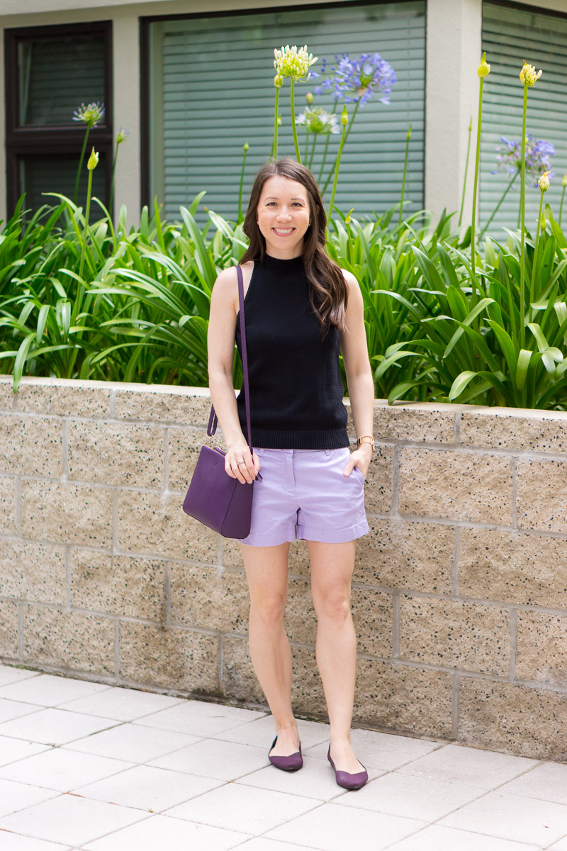 Three Ways to Wear Summer Shorts